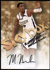 ET 	2011-12 Fleer Retro Autographics 1998-99 #MB MarShon Brooks