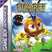 Nintendo GameBoy Advance Spiel - Pinobee: Wings of Adventure Modul