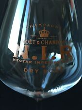 RIEDEL Moët Chandon N.I.R. Champagner Glas Dickbauchig Limited Edition