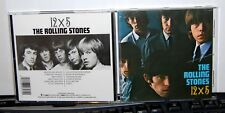 """THE ROLLING STONES.  """" 12 X 5 """"  ABKCO UK 2002 CD.  RM DSD. NM COND."""