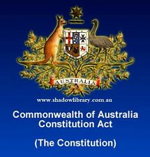 CD - The Australian Constitution - 3eBooks + Bonus Books