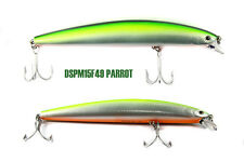Daiwa DSPM15F49 Salt Pro SP Minnow Floating Swimbait - PARROT
