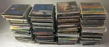 Lot of 100 CDs/compact discs~Judy Garland,Barbra Streisand,Janis Joplin, more
