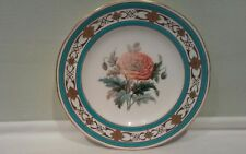 """A Minton Cabinet Plate   """"Sevres Style""""  ca 1867  9 1/8"""""""