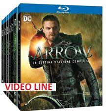 Blu Ray ARROW - La Serie Completa - Stagioni 1-7 (7 Box - 28 Blu Ray) .....NUOVO