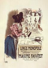 Linge Monopole by Roedel 90cm x 64cm Art Paper Print