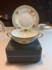 New ListingVintage royal doulton cream soup Bowl With Under Plate