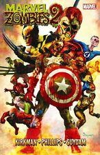 Marvel Comics Marvel Zombies 2 hardcover