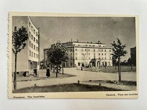 AK Warschau Warszawa um 1930