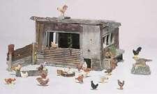 Woodland Scenics D215 HO Scale Chicken Coop 724771002154