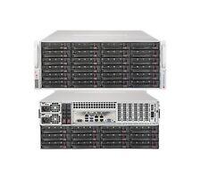 SUPERMICRO SSG-6048R-E1CR36N 4U Storage Server with X10DRi-T4+ Motherboard