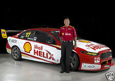 10X Marcos Ambrose 2015 6x4 photos V8 Supercars DJR TEAM PENSKE XBOX SHELL FORD