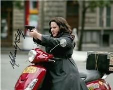 "Melissa McCarthy - Colour 10""x 8"" Signed Photo - UACC RD223"