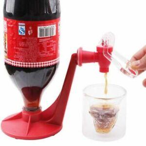 1Pc Magic Tap Saver Soda Dispenser Bottle Coke Upside Down Drinking Dispensers