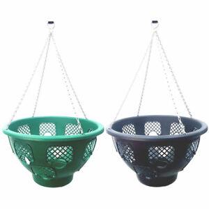 PLANTOPIA ORIGINAL Easy Fill Hanging Basket, Wall Basket, EXPRESS DELIVERY