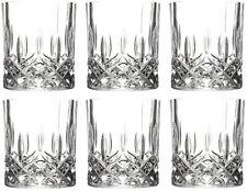 RCR OPERA verre cristal-grands gobelets 30cl (boîte de 6) - nouveau