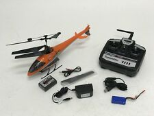 4-CH Esky Lama V4 Electric Co-Axial Helicopter RTF RC helicopter Orange