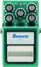 Ibanez TS9B Tube Screamer Overdrive Pro Guitar Effects Pedal Stomp Box F/S