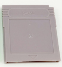 Nintendo Game Boy Color GBC Replacement Game Cartridge Shell Case Gray NEW