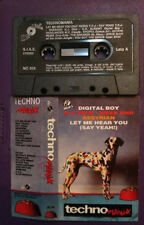 MC compilation TECHNOMANIA t k j Digital Boy Open Billett dado Bypass no cd lp