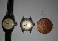 Ladies Rolex Tudor and Omega Watch for Restoration, Grandparents Clear-out