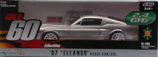Shelby Gt-500 1967 Eleanor RC Radio Controlled 1:18 Model 91001 GREEN LIGHT
