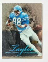 2013 Fleer Retro Lawrence Taylor Card, Legacy Collection SP #/150, NY Giants!