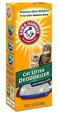 Cat Litter Deodorant 20 Ounces,Contains Activated Carbon
