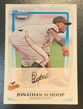 JONATHAN SCHOOP - 2011 BOWMAN PROSPECTS INTERNATIONAL RC