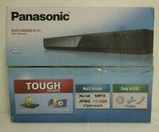Panasonic DVD-S500 DVD Player