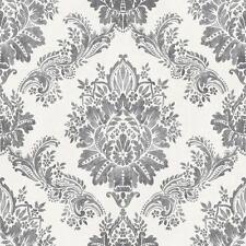 Rasch Papiertapete Bloomsbury grau 204834 barock Ornamente