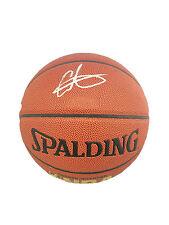 Carmelo Anthony Signed Spalding Indoor/Outdoor Basketball JSA