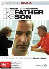 A11 BRAND NEW SEALED Like Father Like Son Robson Green Jemma Redgrave (DVD,2010)