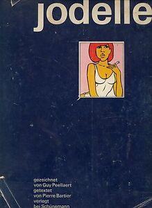 Jodelle + SU 1967 Pop-Art Comicband HC Schünemann Hardcover Schutzumschlag Eroti