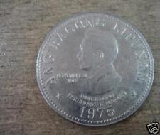 1975 P5 Peso Philippines Ferdinand Marcos Five Peso