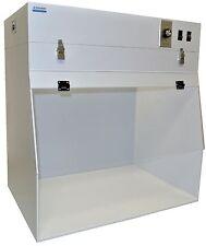 "Portable Laminar Flow Hood- 32"" Width- Polypropylene"