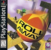 Roll Away- PlayStation PS PS1 PSX- Preplayed, Complete!, (PS1)