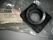NOS Yamaha RD350 RD400 Intake Manifold 345-13565-71