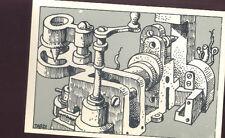 TARDI Jacques carte postale cp 6/8 postcard postkaart postkarte cartolina bédé