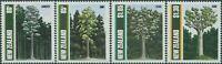 New Zealand 1989 SG1511-1514 Trees set MNH