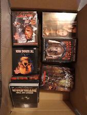 Sammlung mit 32 verschiedenen DVD's (Horror)