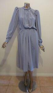 MARGARET SPARKE Size12 Vintage 1970 Dress