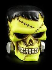 Totenkopf Schaltknauf - Frankensteins Monster - Schaltknüppel Skull Schädel