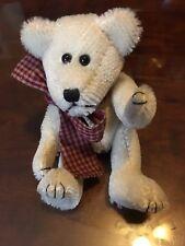 "Boyds Bears - The Mohair Bear Collection - Approx 6"""