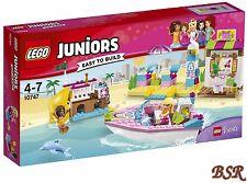 LEGO® Juniors: 10747 Andrea & Stephanies Strandurlaub  0.-€ Versand & OVP & NEU