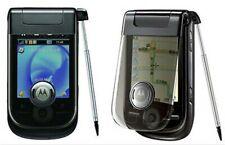 "Classic Motorola A1600 2.4"" 3MP Camera Bluetooth GPS Radio English Language only"
