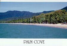 B6390cgt Australia Q Palm Cove Beach Cook Highway postcard
