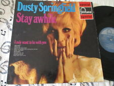 """DUSTY SPRINGFIELD """"  STAY AWHILE """"  FONTANA  LABEL  LP"""