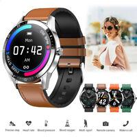 BT-Connect Sports Smart Watch Heart Rate/Blood Pressure Monitor Tracker Bracelet