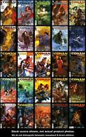 Conan the Barbarian (Vol. 3) 1-25 Dark Horse 2012 Complete Set Run Lot VF/NM